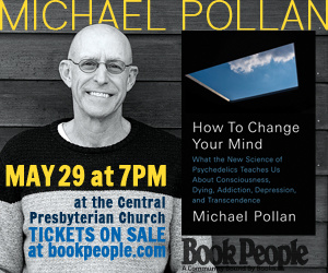 Book People - Michael Pollan 2018 Rectangle