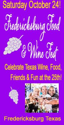 Fredericksburg Food and Wine Fest 2015