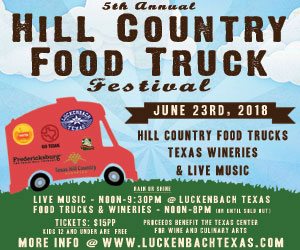 Hill Country Food Truck Fest 2018 - Rectangle