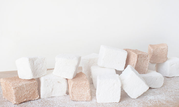 The Fluff Stuff: Homemade Marshmallows