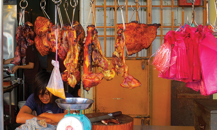 Penang's Culinary Traditions