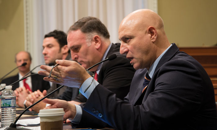 Chef Colicchio: Out of the Kitchen and into Food Policy