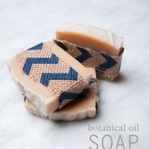 Botanical Oil Soap