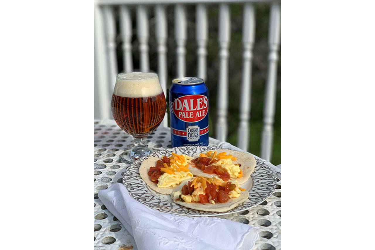 Dale's Pale Ale, Oskar Blues Brewery