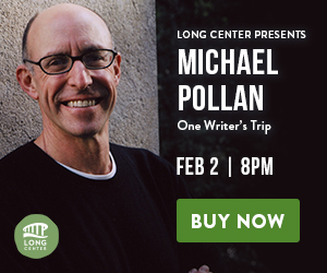 Long Center - Michael Pollan