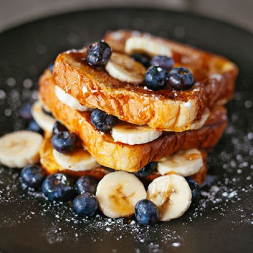Chai-Spiced French Toast