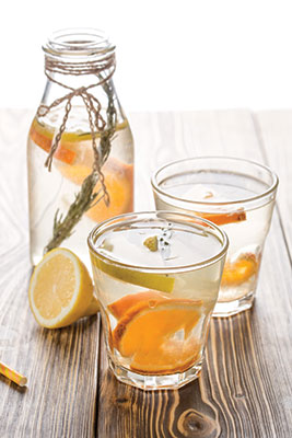 Lemon-Infused Vodka