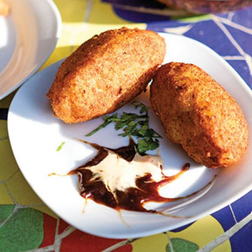 Aloo Tikki (Potato Dumplings)