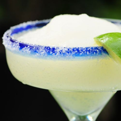 Since-You-Asked Frozen Margarita