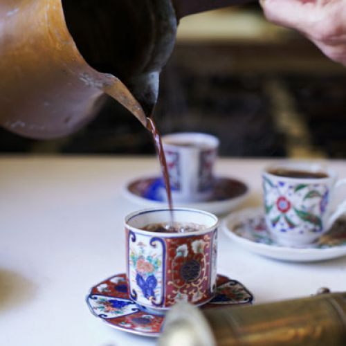 Türk Kahvesi (Turkish Coffee)