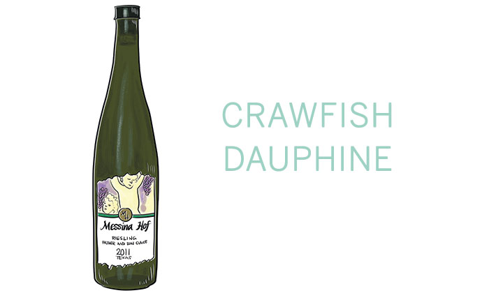 Crawfish Dauphine