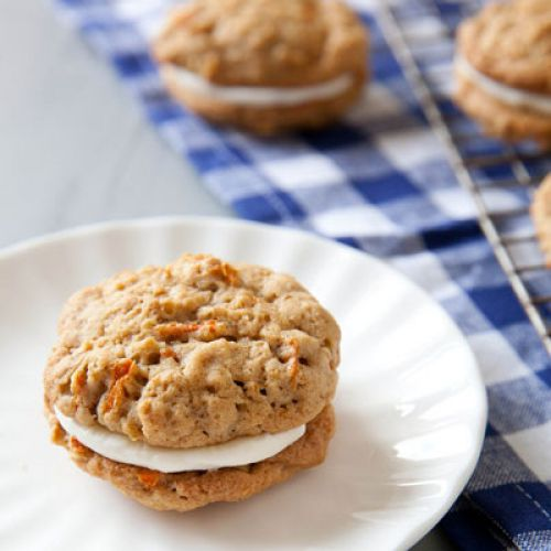Callie Speer's Carrot Cake Cookies