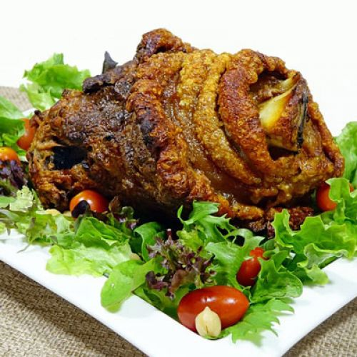 Schweinshaxe (German Pork Knuckle)