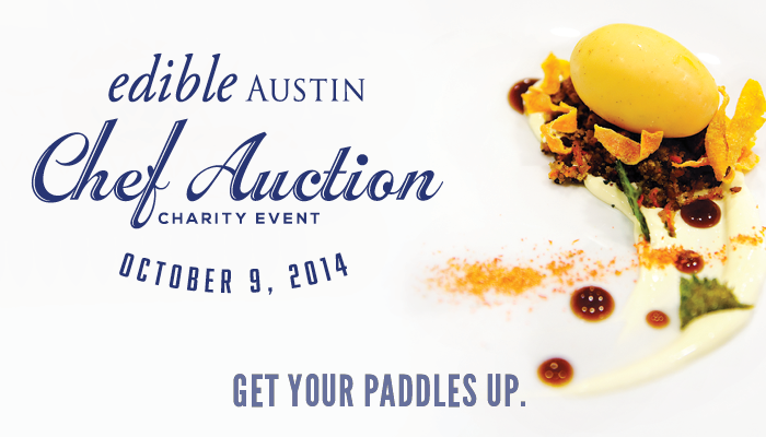Chef Auction 2014