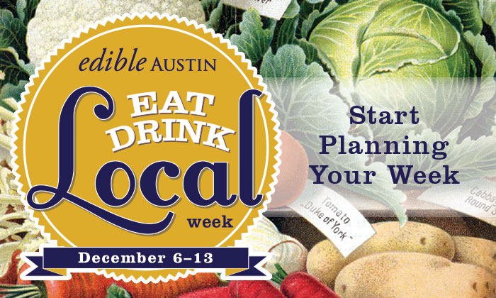 Eat Drink Local Week Featuring Dan Barber