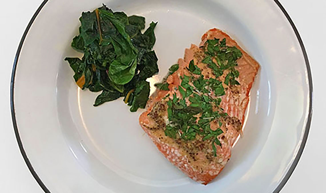salmon inflamation