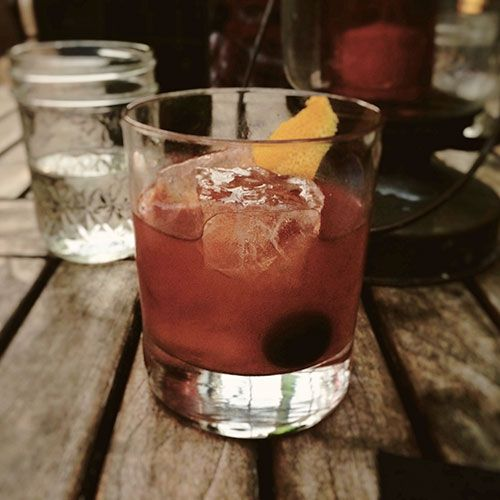 Kooper Family Old-Fashioned