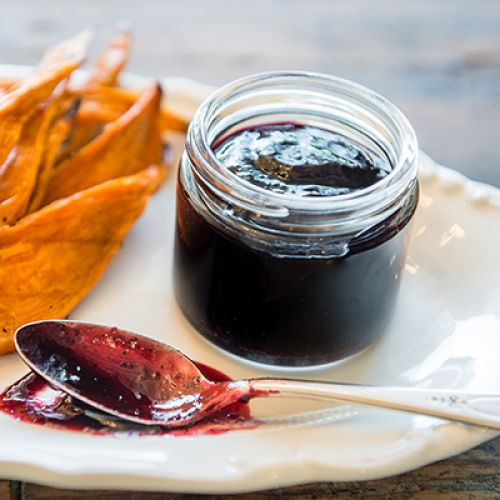 Blackberry Ketchup