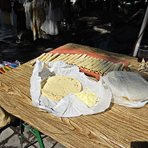 Tortillas de Masa Fresca Nixtamalizada (Tortillas Made from Fresh, Nixtamalized Masa)