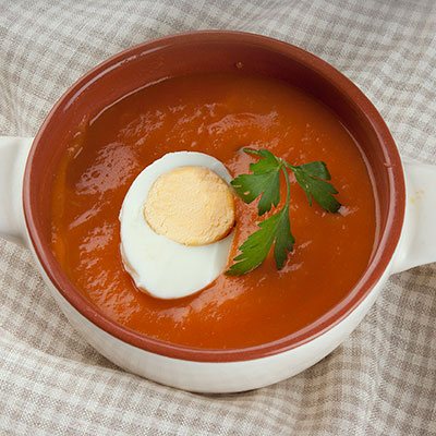 Salmorejo (Chilled Tomato Soup)