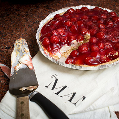 "Kirk Watson's Cherry-O ""Consensus"" Cream Pie"