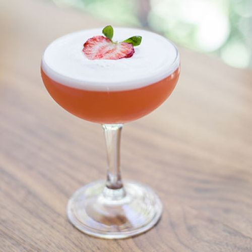 The Pink Pisco