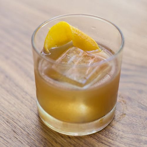 The Texas Old-Fashioned