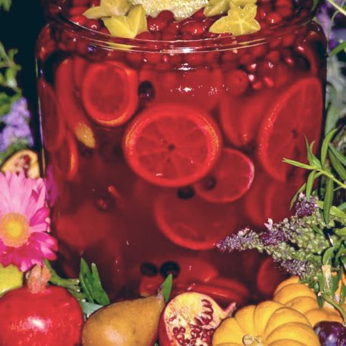 Ponche para los Muertos (Punch for the Dead)